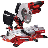 Einhell Power X-Change TE-MS 18/210 Li PXC 210mm Cordless Mitre Saw (Bare Unit)