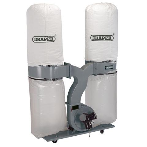 Image of Draper Draper DE2200 300L Dust Extractor (2200W)