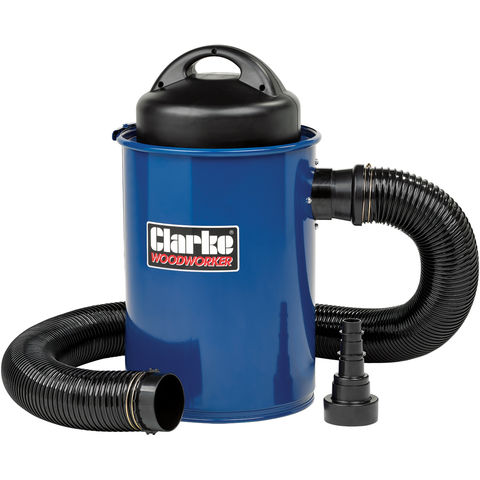 Image of Clarke Clarke CWVE1 Vacuum Dust Extractor (230V)