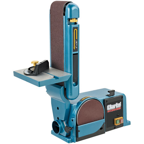 Image of Clarke Clarke CS4-6E Belt & Disc Sander