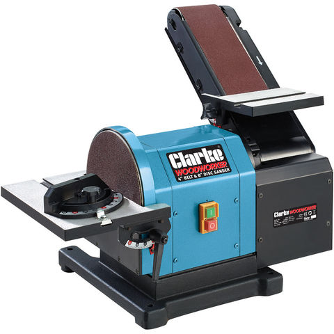Image of Clarke Clarke CS48 Belt and Disc Sander