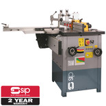 SIP 2.8kW Spindle Moulder