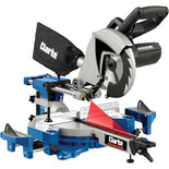 "Clarke C2MS210MP 8"" 210mm Double Bevel Sliding Mitre Saw (230V)"