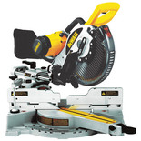 DeWalt DW717XPS Sliding Compound Mitre Saw XPS 250mm 230V