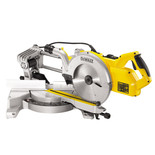 DeWalt DWS778 250mm Compact Slide Mitre Saw (110V)