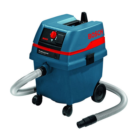Machine Mart Xtra Bosch GAS 25 L SFC Professional Wet/Dry extractor (230V)