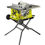 Ryobi RTS1800EF-G 1800W Table Saw and Wheeled Stand (230V)