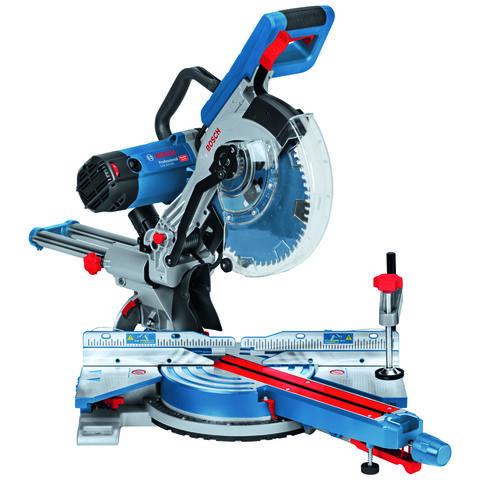 Image of Bosch Bosch GCM 350-254 Professional Sliding Mitre Saw (110V)