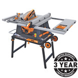 Evolution RAGE5 Multi-Purpose TCT Table Saw (110V)