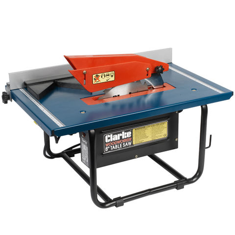 Clarke Cts800b 8 Table Saw Machine Mart Machine Mart