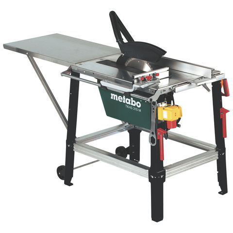 Image of Metabo Metabo 315mm TKHS315M Site Table Saw(110V)