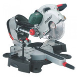 Metabo KGS254+ 254mm Compound Mitre Saw (230V)