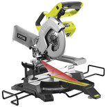 Ryobi ONE+ R18MS216-0 18V Cordless 216mm Compound Sliding Mitre Saw (Bare Tool)