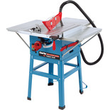 "Clarke CTS15 10"" Table Saw with Stand"