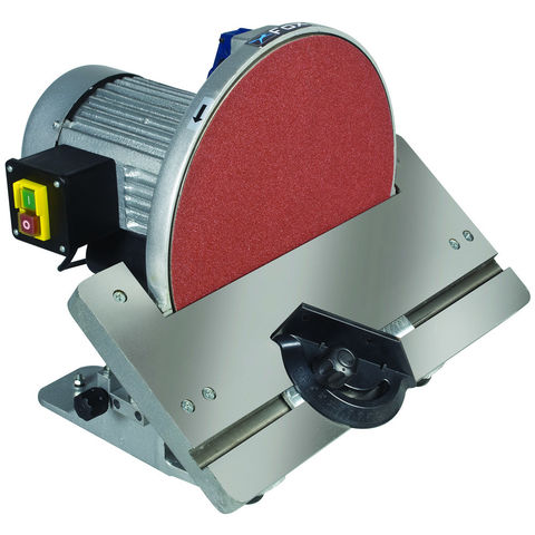 "Image of Machine Mart Xtra Fox F31-120 12"" Single Disc Sander (230V)"