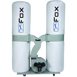 Fox F50-843 3hp Dust Extractor (230V)