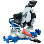 "Scheppach HM120L 12"" Double Bevel Sliding Mitre Saw (230V)"