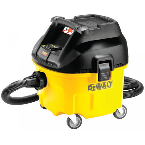 Machine Mart Xtra DeWalt DWV901L 30l Dust Extractor (230V)