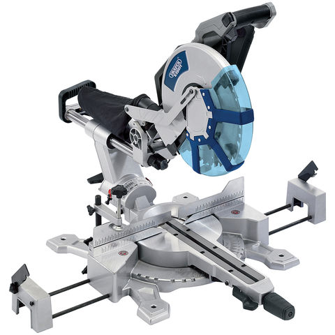 Draper Draper Expert SMS305AC 305mm Double Bevel Sliding Compound Mitre Saw