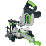 Evolution Fury 3-S 210mm Sliding Multipurpose TCT Sliding Mitre Saw (230V)