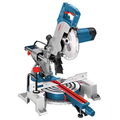 Image of Bosch Bosch GCM 800 SJ Professional Sliding Mitre Saw (110V)