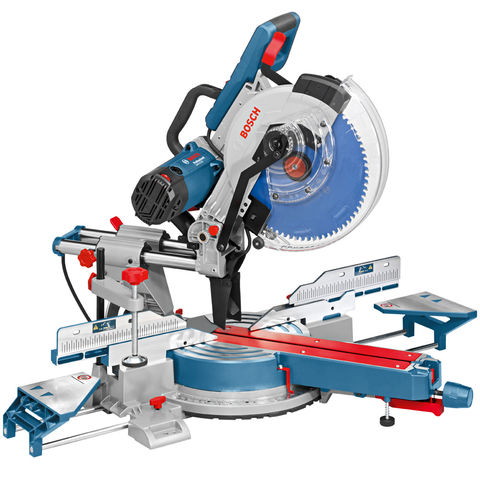 Image of Bosch Bosch GCM 12 SDE Professional Sliding Mitre Saw (230V)