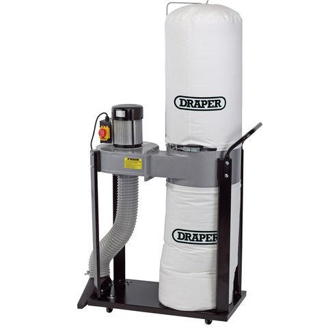 Image of Draper Draper DE750A 55l Portable Dust/Chip Extractor (230V)