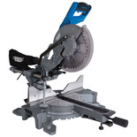 Draper SMS255E 255mm Double Bevel Sliding Compound Mitre Saw (230V)