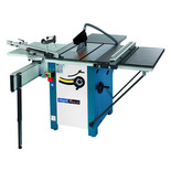 Scheppach Precisa 3.0 Sawbench With 2m Sliding Table Carriage & Table Width Extender (230V)