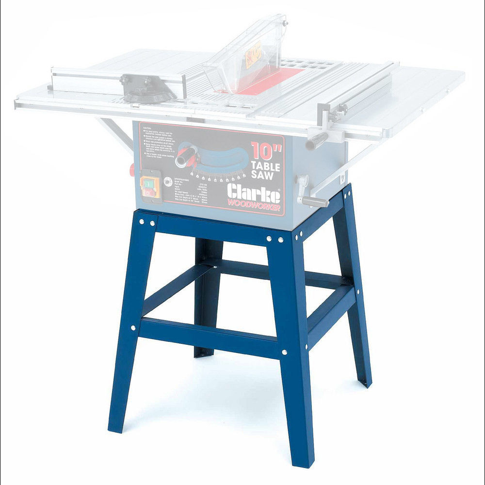 Table saws workshop saws machine mart clarke clk3 leg stand for cts10d table saw greentooth Choice Image