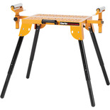 Clarke CMSSR Folding Mitre Saw Stand with Rollers
