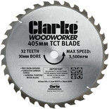 Clarke Blade for CLS400 205x30mm