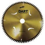 Dart SSK2503060 250mm 60 Tooth TCT Wood Circular Saw Blade
