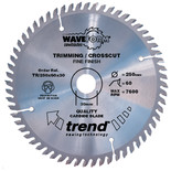 Trend TR/300x60x30 Pro Saw Blade Trimming 300mm X 60 Teeth X 30mm