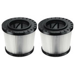 DeWalt DWV9340-XJ Replacement Filter for DWV902M Type 2 & DWV900L (2 Pack)