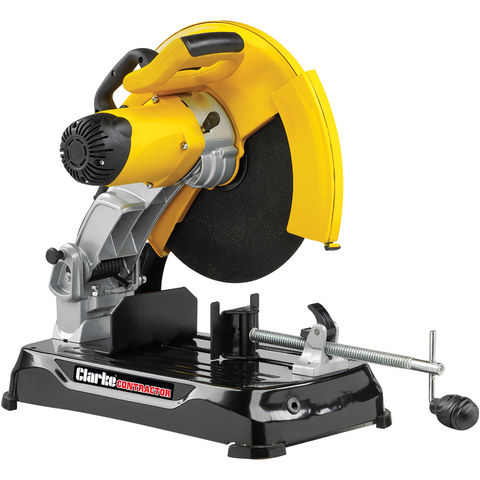 Image of Clarke Clarke CON14 Contractor 355mm 2400W Abrasive Cut Off Saw (230V)