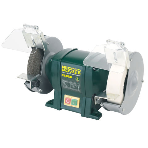Record Power Rsbg6 6 Quot Bench Grinder With 40mm Whetstone
