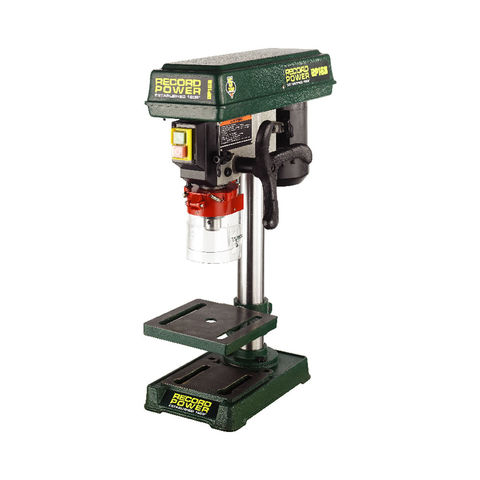 Image of Machine Mart Xtra Record Power DP16B 5 Speed Bench Mounted Drill (230V)