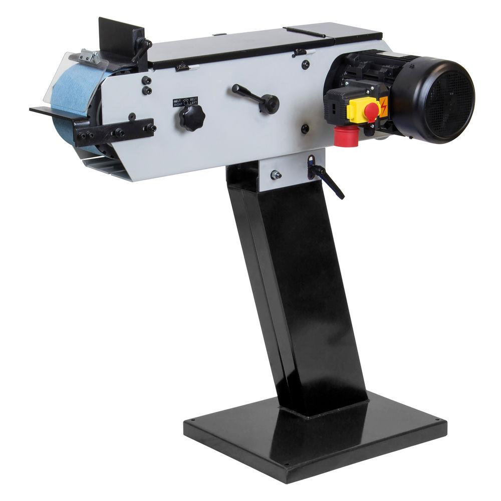 Sip 6 Pedestal Belt Linisher 400v Machine Mart