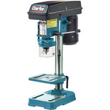 Clarke CDP5EB 5 Speed Bench Mounted Pillar Drill (Blue)
