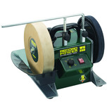 "Record Power WG250-PK/A 10"" Wet Stone Grinder With Diamond Truing Tool"