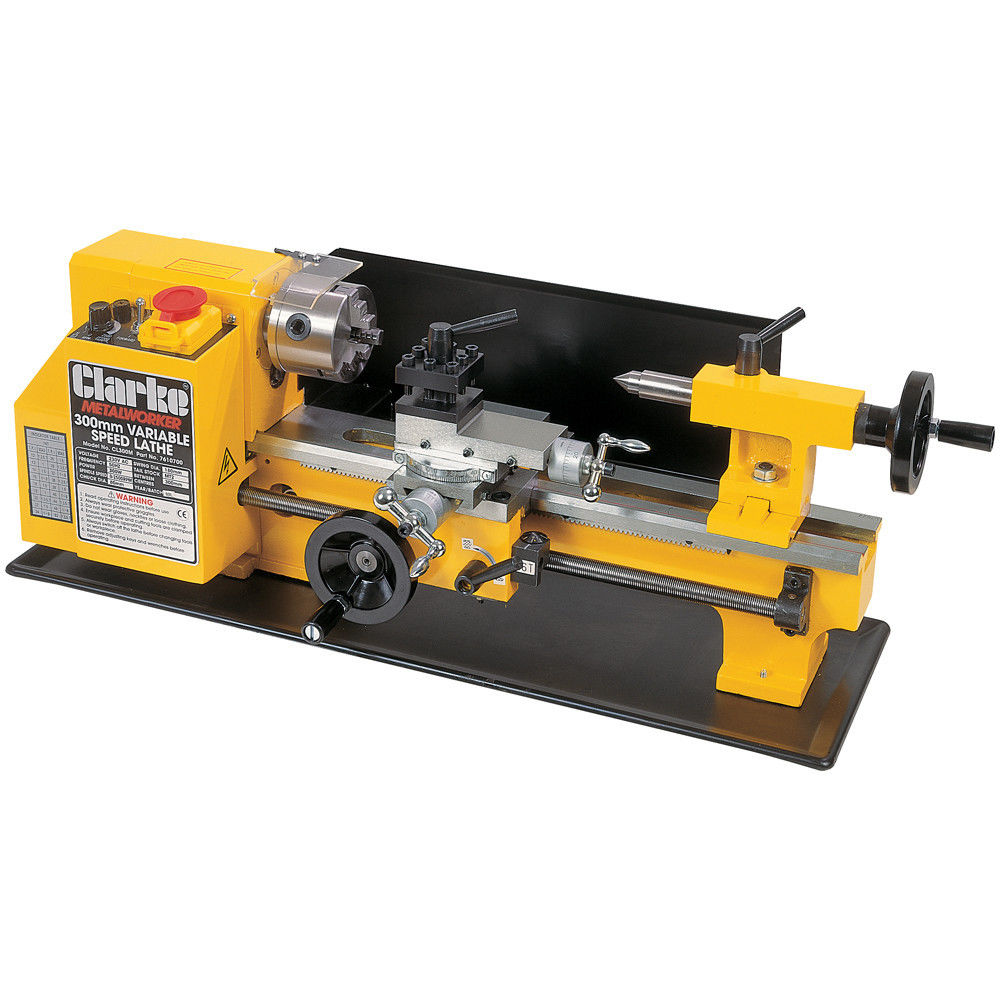 Metal Lathes and Mill / Drills - Machine Mart