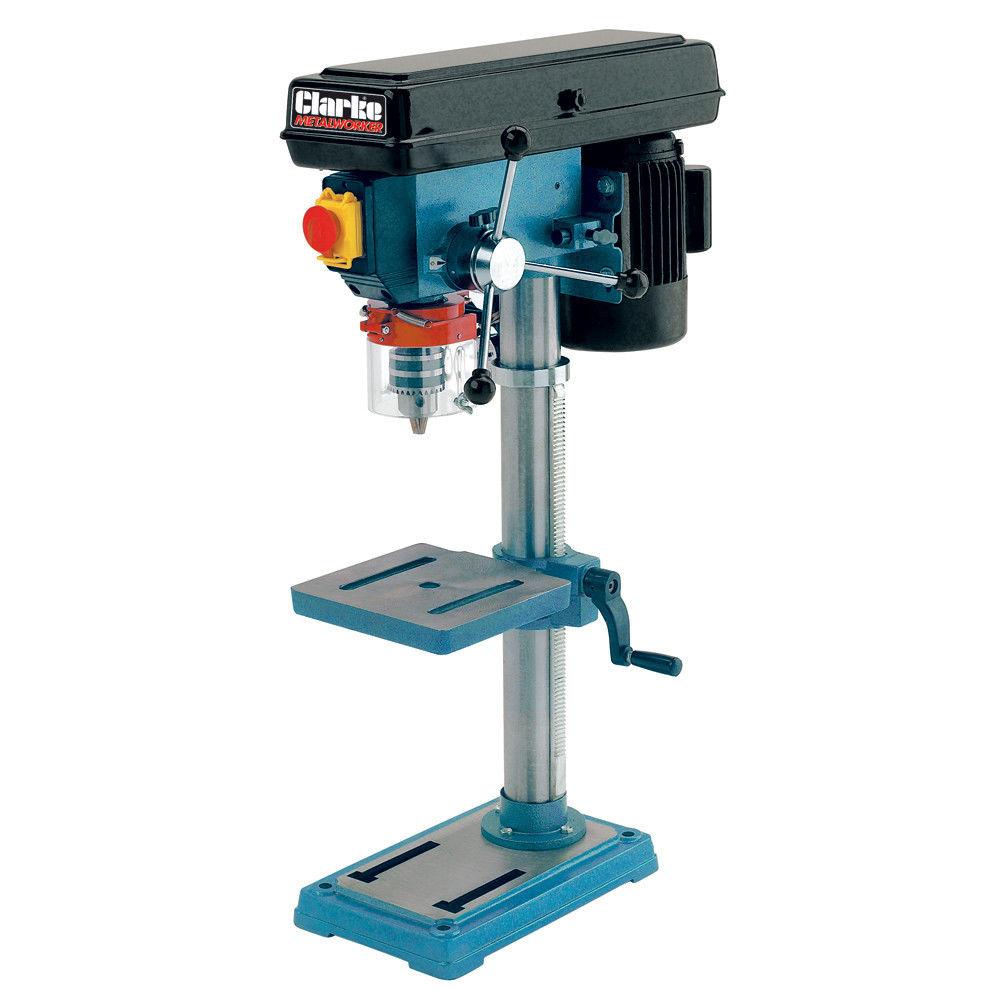 Clarke floor mounted pillar drill thefloors co for Floor pillars