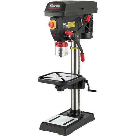 Image of Clarke Clarke CDP452B 550W 16 Speed Professional Bench Mounted Drill Press