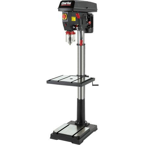 Image of Clarke Clarke CDP502F Floor Standing Industrial Drill Press (230V)