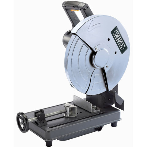 Image of Machine Mart Xtra Draper CS14B 355mm Chop Saw (230V)