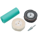 "Clarke CBK100C 4"" Polishing Kit"
