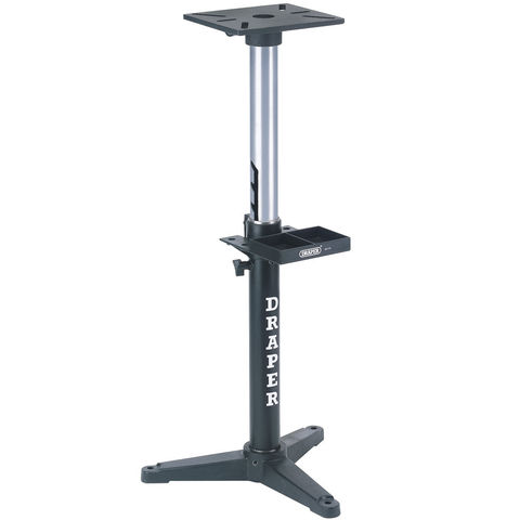 Image of Draper Draper AG101 Adjustable Bench Grinder Stand