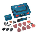 Bosch GOP250CE Professional Multi Tool Kit With L-Boxx (230V)