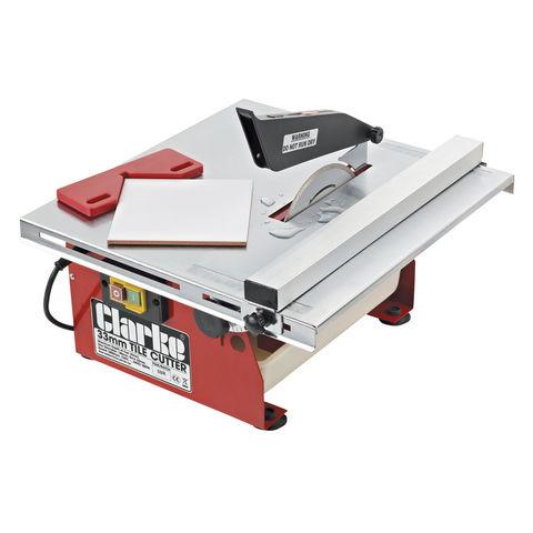 tile machine cutter
